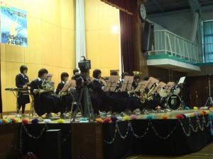 飛鳥中文化祭子供たちの素敵なステージを楽しむ