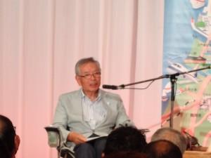 パネルディスカッションコーディネーター高橋英彦東北公益文科大学名誉教授