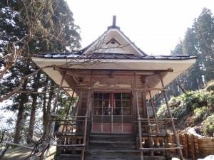 お寺さんの地蔵堂現場調査